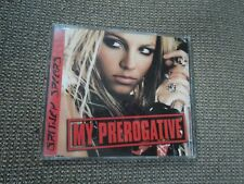 Britney Spears My Prerogative RARE CD Single