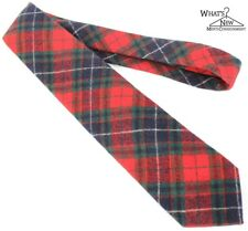 Seton Hunting By Rodlinoch   Tartan Tie Scottish Plaid 100/% Wool