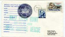 1980 Space Shuttle Flight Flown Via Aircraft Jolly Green Giant Patrick Air Force