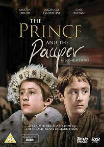 The Prince and the Pauper BRAND NEW DVD