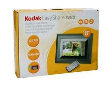 NEW IN BOX - KODAK EASYSHARE SV811 DIGITAL PICTURE PHOTO FRAME