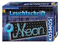 Kosmos 613105 - Leuchtschrift