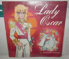 ALBUM LADY OSCAR Panini 1982 Completo Cartoon Cartoni Animati TV Ragazzi di e