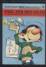 Kauka Super Serie FF Super Spass Nr.43 von 1971 Jo-Jo - TOP Z1 COMIC-Taschenbuch