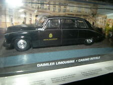 1:43 UH 007 James Bond DAIMLER LIMOUSINE CASINO ROYAL VP