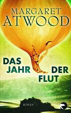 Das Jahr der Flut - Margaret Atwood - UNGELESEN
