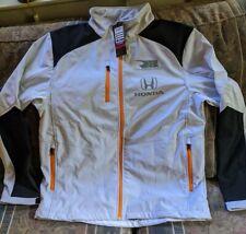 Rahal Letterman Lanigan Honda Racing Mens Formula Soft Shell Jacket NWT Size 2XL