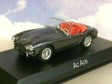 1 43 NOREV AC ACECA Roadster 1957 Grey-metallic
