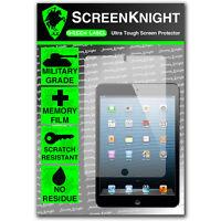ScreenKnight Apple iPad Mini FRONT SCREEN PROTECTOR invisible Military Grade
