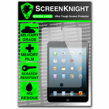 ScreenKnight Apple iPad Mini FRONT SCREEN PROTECTOR invisible Military Grade
