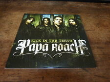 PAPA ROACH - CD collector 2T / 2 track promo CD !!! KICK IN THE TEETH !!!