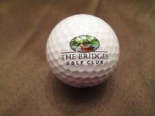 Logo Golf Ball-The Bridges Golf Club.California.