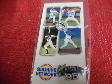 Florida Marlins 1995 Give Away Pin MLB