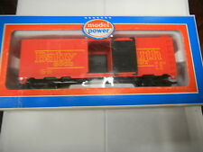 Model Power HO Scale Box Car: Baby Ruth FREE S/H 1220E