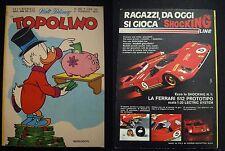 ***TOPOLINO N. 897*** 4 FEBBRAIO 1973 - CON BOLLINO