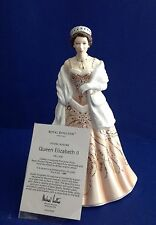Royal Doulton Young Queen Elizabeth I Figurine HN5704 YOUNG QUEENS SERIES LAST 1