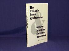 Irritable Bowel Syndrome IBS Gastrointestinal Solutions Handbook Chet Cunningham