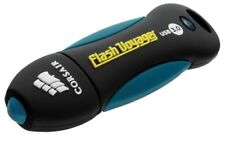 Corsair 64gb Flash Voyager Usb 3.0 Flash Drive - 64 Gb - Black, White - Water