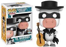 ePop! Hanna-Barbera: El Kabong #167 Vinyl Figure by Funko