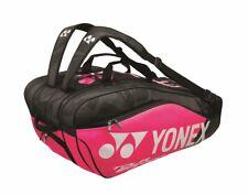 Yonex Pro 9 Racquet Bag (Black/Pink) Authorized Dealer w/ Warranty