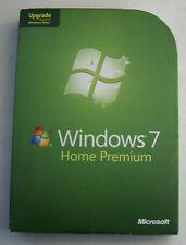 Microsoft Windows 7 Home Premium Upgrade for Vista 32 / 64-bit & Orig Box