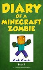 Diary of a Minecraft Zombie Book 9: Zombie's Birthday Apocalypse An Unofficial
