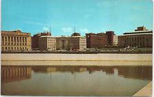 Columbus, Ohio, Civic Center - Postcard (N)