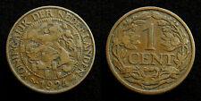 Netherlands - 1 Cent 1924