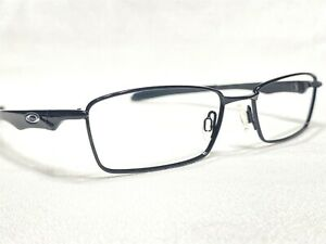 Oakley Wingspan OX5040-0153 Men's Polished Black Rx Eyeglasses Frames 53/17~138