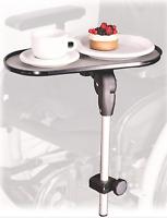 Klapptisch 85 Tisch abklappbar für Rollstuhl und Rollator