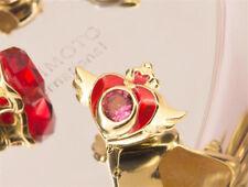 Sailor Moon 20th Anniversary Pendant Charm Bead bracelet Beads 925 Silver + 18K