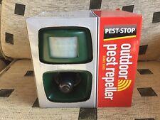 Pest Stop Sonic Outdoor Sonic Bird Repeller