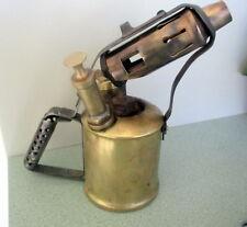 Conpanion Brand Brass Blow torch .Made in Australia