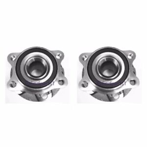 FRONT WHEEL HUB BERING ASSEMBLY FOR AUDI A6 QUATTRO V6 (2006-2011 PAIR 584284227