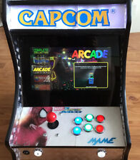Table Top Multigames Arcade Machine Been Converted To Run On Emulationstation V2