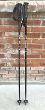 """Scott Triton Series 2 Adult Ski Poles Aluminum 48"""" / 122cm Made in Italy"""