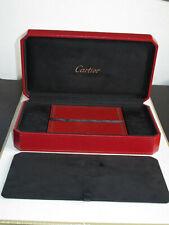 CARTIER Leather Watch Box For Divan LARGE Case Size 38mm x 32mm, COWA0015, Paris
