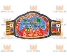 WCW WRESTLING CHAMPIONSHIP BELT ADULT SIZE