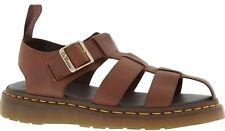 DR MARTENS GALIA Women's/Unisex Tan Carpathian Leather Sandals UK 3