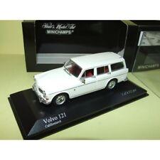 1/43 Volvo 121 Break White Minichamps 430171010