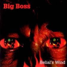 BIG BOSS – Belial's Wind CD (Leviathan, 1998) *Rare Czech Black Metal