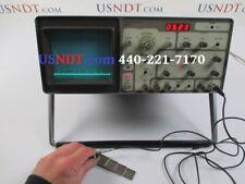 Novascope 3000 Thickness Ultrasonic Flaw Detector NDT GE Olympus Panametrics
