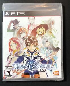 Tales of Zestiria (PS3) NEW