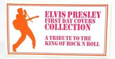 Elvis Presley First day covers 1993 Stamp Collection