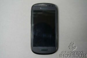 Used/Untested Samsung Galaxy Exhibit T599 Gray SmartPhone For Parts/Repairs Only