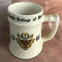 "1966 St Louis College of pharmacy tankard mug stein cup ""Lar"""