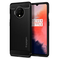 OnePlus 7T, 7T Pro Case | Spigen® [Rugged Armor] Shockproof Slim Cover