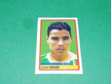 N°138 OMAR BRAVO MEXICO MEXIQUE PANINI FOOTBALL COPA AMERICA 2007