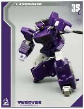New MFT MF-35C Shockwave mini G1 Transformation Action Figure Toy in stock