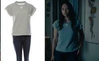 Condor Janice Melissa O'Neil Screen Worn Sweatshirt Pants & Shoes Ep 104